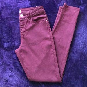 Mahogany Skinny jeans